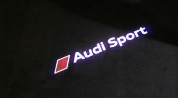 For Sale Audi Sport Oem Led Projector Puddle Lights From